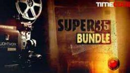 دانلود رایگان مجموعه فوق العاده فوتیج سینمایی + پروژه افتر افکت Super 35 Bundle