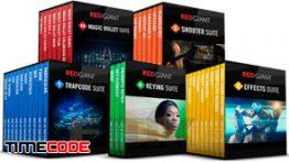 مجموعه کامل پلاگین رد جاینت RedGiant Complete Suites Mac OSX