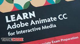 دانلود رایگان آموزش ادوب انیمیت – پیشرفته Lynda – Learn Adobe Animate CC: Interactive Animation
