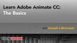 دانلود رایگان آموزش ادوب انیمیت – مقدماتی Lynda – Learn Adobe Animate CC: The Basics