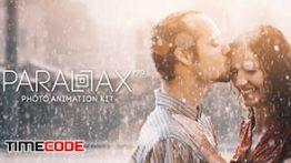 دانلود اسلاید شو آماده افترافکت Parallax Pro – Photo Animation Kit