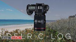 دانلود رایگان لاگ دوربین کنون همراه با پریست نرم افزاری DELUTS Canon DSLR LOG & LOOKS