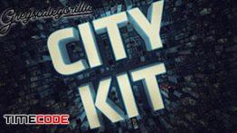 دانلود پلاگین ساخت شهر برای سینما فوردی Greyscalegorilla City Kit v1.2