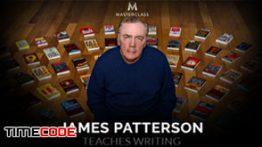 ورک شاپ نویسندگی جیمز پترسون با زیرنویس James Patterson Teaches | MasterClass