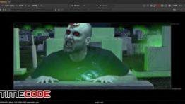 دانلود آموزش کامپوزیت زامبی در نیوک Compositing Zombies in NUKE