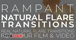 دانلود مجموعه ترنزیشن نوری Rampant Design Tools - Natural