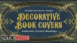 دانلود تصاویر کاور کتاب Decorative Book Covers