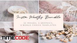 دانلود عکس استوک عروس Wedding Styled Photo Bundle | 1