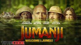 جلوه های ویژه فیلم جومانجی Jumanji: Welcome to the Jungle