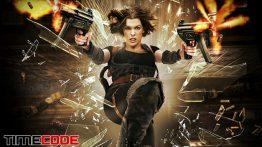 جلوه های ویژه فیلم رزیدنت ایول: زندگی پس از مرگ Resident Evil 4
