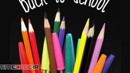 دانلود تکسچر و تصاویر استوک نوشت ابزار Back to School Photos and Textures