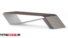 دانلود مجموعه مدل آماده سه بعدی : مبلمان شهری CGAxis Models Volume 30 Street Equipment