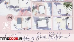 دانلود تصاویر استوک کارت عروسی Wedding Stock Photo Bundle