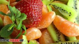 دانلود استوک فوتیج : مجموعه میوه های تازه Healthy Fresh Mix Fruits Pack
