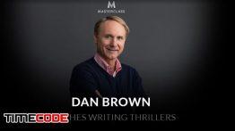 آموزش رمان نویسی توسط دن براون + زیرنویس Dan Brown Teaches Writing Thrillers