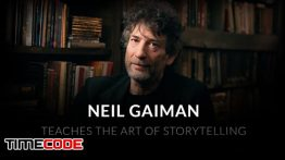 آموزش نویسندگی (رمان نویسی) توسط نیل گیمن Neil Gaiman Teaches the Art of Storytelling