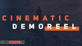 دانلود پروژه آماده افترافکت : وله Cinematic Demo Reel