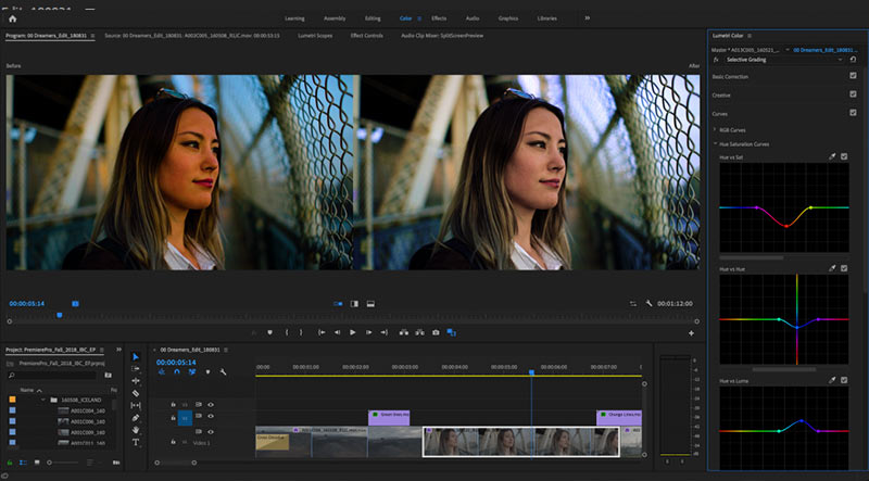 Premiere Pro 2019 new features