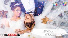 دانلود پروژه آماده فاینال کات پرو : اسلایدشو عروسی Wedding Slideshow