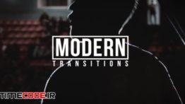 دانلود پریست افترافکت : ترنزیشن Modern Transitions