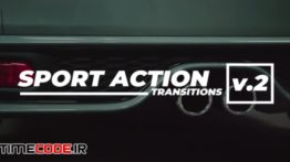 دانلود پریست افترافکت : تیزر تبلیغاتی Sport Action Transitions