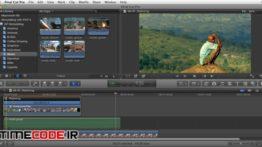 آموزش تدوین فیلم داستانی با فاینال کات پرو Effective Storytelling With Final Cut Pro X V10.0.9