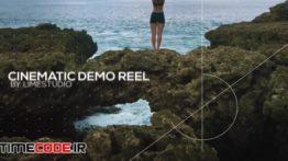 دانلود پروژه آماده پریمیر : دمو ریل Cinematic Demo Reel
