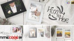 دانلود پروژه آماده اپل موشن : گالری عکس عروس Wedding Photo Gallery