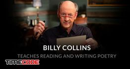 دانلود ورک شاپ خواندن و نوشتن شعر Billy Collins Teaches Reading and Writing Poetry