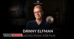 دانلود آموزش آهنگسازی فیلم توسط دانی الفمن Danny Elfman Teaches Music for Film