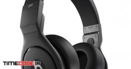 دانلود مدل آماده سه بعدی : هدفون Beats Pro Over-Ear Wired Headphone