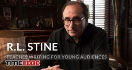 دانلود ورک شاپ نوشتن برای مخاطبان جوان R.L. Stine Teaches Writing for Young Audiences