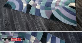 دانلود مدل آماده سه بعدی : فرش Carpet G2
