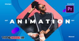 دانلود پروژه آماده پریمیر : اسلایدشو فشن Liqua – Fashion Slideshow