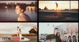 دانلود پروژه آماده پریمیر : اسلایدشو نگاتیو Photo Slideshow