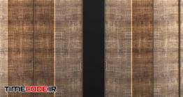 دانلود مدل سه بعدی : درب اتوماتیک Rimadesio Velariafree