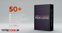 دانلود پروژه آماده افترافکت : بسته سینمایی Authentic Film Look