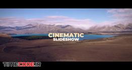 دانلود پروژه آماده پریمیر : اسلایدشو Cinematic Slideshow