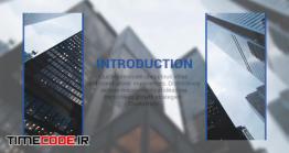 دانلود پروژه آماده پریمیر : اسلایدشو شرکتی Clean Corporate Opener