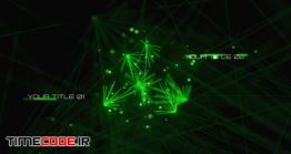 دانلود پروژه آماده پریمیر : تیتراژ سایبری Cyber Security