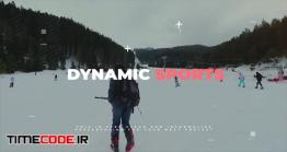 دانلود پروژه آماده فاینال کات پرو : وله ورزشی Dynamic Sports
