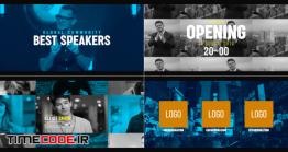 دانلود پروژه آماده پریمیر : تیزر تبلیغاتی همایش و سخنرانی Event Promo
