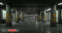 دانلود پروژه آماده فاینال کات پرو : نمایش لوگو در پارکینگ Garage Logo Reveal