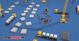 دانلود پروژه آماده افترافکت : لوگو موشن ساخت و ساز Logo Construction