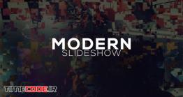 دانلود پروژه آماده فاینال کات پرو : اسلایدشو Modern Slideshow