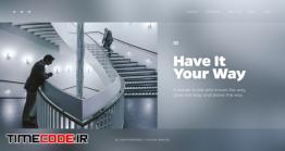 دانلود پروژه آماده پریمیر : معرفی خدمات و محصولات Soft Presentation – Clean Corporate