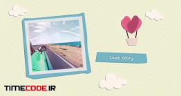 دانلود پروژه آماده پریمیر : اسلایدشو استاپ موشن Stop Motion Slideshow
