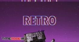 دانلود پروژه آماده فاینال کات پرو : وله نوار ویدئو VHS Retro Opener