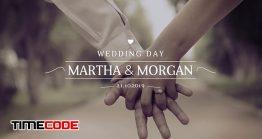 دانلود پروژه آماده پریمیر : تایتل کلیپ عروسی Modern Wedding Titles