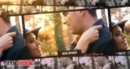 دانلود پروژه آماده پریمیر : عروسی Wedding & Love Freeze Story